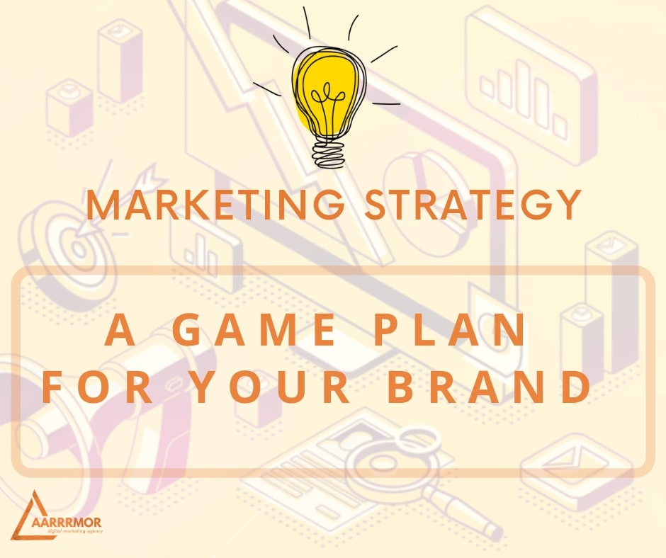 Marketing strategy: An overall game plan for your brand